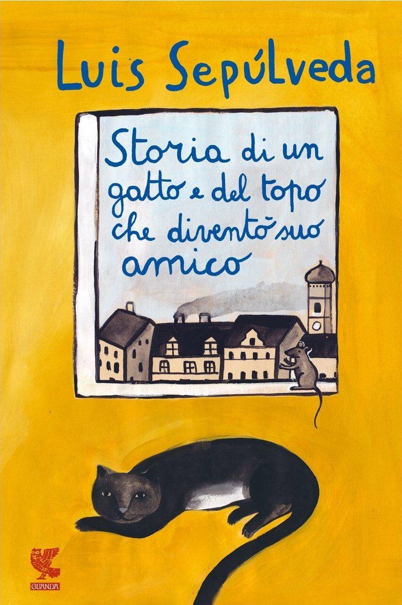 Storia di un gatto e del topo che divent suo amico for Suo e suo bagno