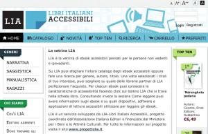 LIA WEB