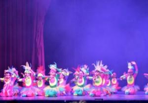 clown soleil palco
