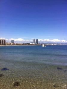 Barcellona dal Mare