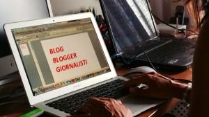 blogger computer