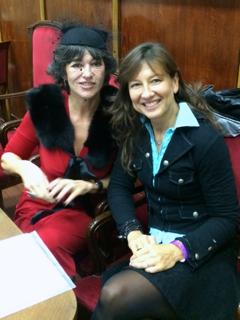 Valeria Benatti e La Daga Patrizia